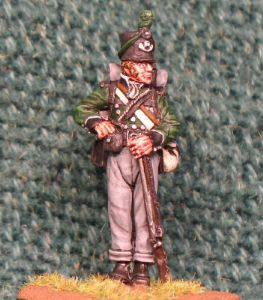 40mm (PE63), Napoleonic British 95th Riffles, Perry Miniatures 1 Figure
